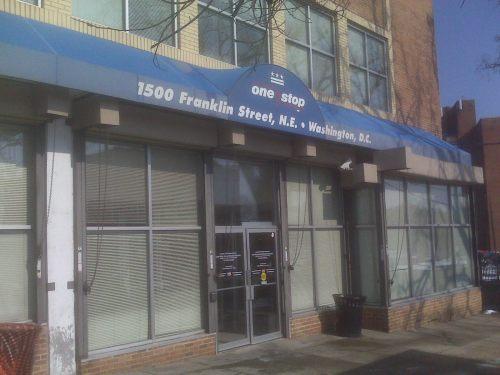 Unemployment Office near Rhode Island Ave. (photo: Reed Sandridge)